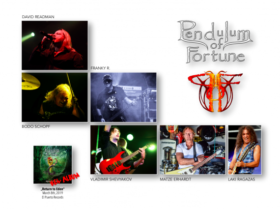 Pendulum of Fortune Band Picture
